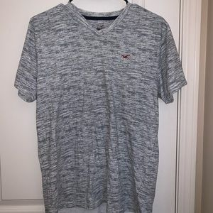 Must-Have Hollister V-neck T-Shirt